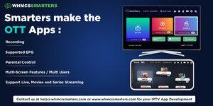 OTT IPTV Apps